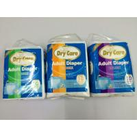 Wholesale Hot selling adult diaper in Bangladesh with Dry care brand with low weight and high quality adult diapers from china suppliers