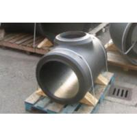Wholesale Din2616 Carbon Steel Seamless Tee from china suppliers