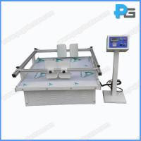 Wholesale China Supplier Environmental Testing Machine Simulation Transport Vibration Tester from china suppliers