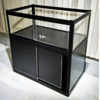 Wholesale Display Folding Showcase/Foldable Aluiminum Glass Showcase/Exhibition Case Can Be Rented from china suppliers