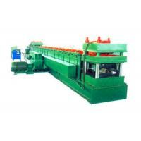 Wholesale Automatic Highspeed Guardrail Roll Forming Machinery 18.5kw For Road from china suppliers