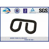 Wholesale GOST АРС-4 Russian Elastic Rail Clips For R65 and R75 Rail , Q235 Steel APC Standard from china suppliers