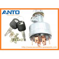 Wholesale 7Y3918 Excavator Ignition Switch 6 lines 2 keys for Caterpillar Cat E320B Excavator Parts from china suppliers