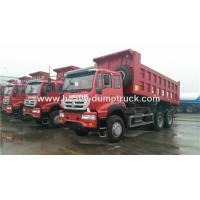Wholesale 25 Tons SWZ Heavy Duty Dump Truck ZZ3251M3641W With Sinotruk 290hp Euro2 Engine 11.00R20 Tyres from china suppliers
