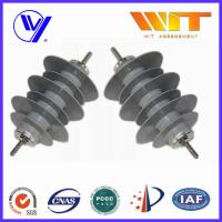 Wholesale Electric Power Zinc Oxide Polymer Surge Arrester Over Voltage Protection ISO9001 from china suppliers