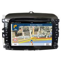 Wholesale Double Din FIAT Navigation System High Resolution With Capacitive Touch Panel from china suppliers