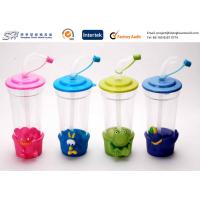 Wholesale 16OZ Plastic Drinking Cups with lids houseware from china suppliers