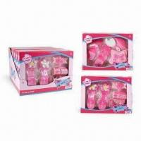 Buy cheap Dazzling Beauty Gift Sets for Girl's with 2 Combinations Asst, Made of PS Material from wholesalers