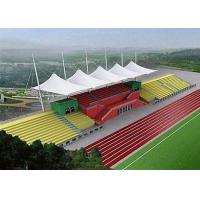 Wholesale PVDf Membrane Steel Outdoor Sports Tents , Stadium Large Tent Structures from china suppliers