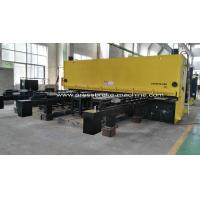 Wholesale Hydraulic Metal Shear NC Hydraulic Sheet Metal Guillotine Shear With Feeding from china suppliers
