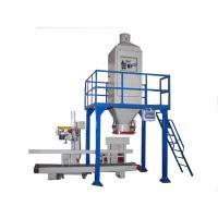 Wholesale Soybean / Wheat Pellet Bagger Bag Packaging Equipment With Auto Bag Sewing from china suppliers
