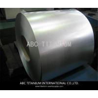 Wholesale thin titanium foil/ sound film strips/high strength ribbon/titanium belt from china suppliers
