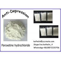 Wholesale Sleep Aid Powder Paroxetine hydrochloride Anti Depression CAS NO 78246-49-8 from china suppliers