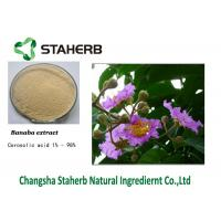 Wholesale Banaba Pure Natural Plant Extract Powder from china suppliers