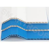 Wholesale Lightweight Modified PVC Hollow Sheet With Superior Insulation from china suppliers