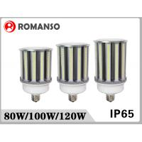 Quality DLC UL 100W 120W 150W LED Corn Lights E39 Base With 5 Year Warranty for sale