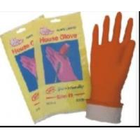 Wholesale Latex Household Gloves Flock Lined from china suppliers
