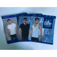 Wholesale OPP / PE Material Clothing Packaging Bags Zip Lock Pouch Fashion Design from china suppliers