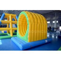 Wholesale CE Certification Inflatable Water Sport Park Tunnel / Swimming Pool Water Games from china suppliers