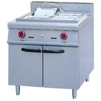 Quality Electric Bain Marie With Cabinet Commercial Kitchen Equipments with 1 year Warranty for sale