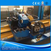 Wholesale High Speed Flying Cut Off Saw 100m / Min Without Burr 12m Cutting Length from china suppliers