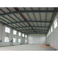 Wholesale High Frame Pre Engineered Building Multi Storey Steel Structure Lightweight For Warehouse from china suppliers