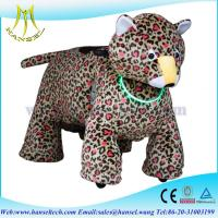 Wholesale Hansel stuffed animal ride electronic animation guangzhou animal rides from china suppliers
