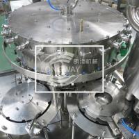 Quality CSD Filler /Carbonated Soft  Water3in1 Filling Machine Manufactures For Sale for sale