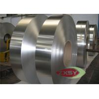 Buy cheap Polished Insulation Aluminium Strip Coils Corrosion Resistance from wholesalers