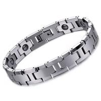 Wholesale New Super Fashion Tagor Jewelry Factory Ceramic Tungsten Series Bracelet TYWB065 from china suppliers