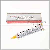 Buy cheap Kearing Toothpaste Shaped Textile Marker Pen for Knitting Marking from wholesalers