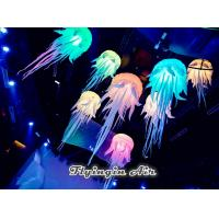Wholesale Inflatable Lighting Jellyfish with Changing Color Led Light for Party Night Supplies from china suppliers
