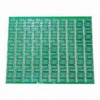 Wholesale Single Side PCB, 0.1mm Minimum Line Width from china suppliers