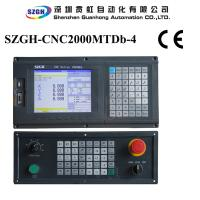 Wholesale 4 axis 128MB Double Channels Type CNC Lathe & Milling Controller from china suppliers