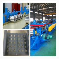Wholesale Fully Automatic PLC control system cable tray roll forming machine 20 roller stations cold sheet from china suppliers