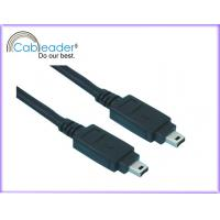 Wholesale IEEE 1394 Firewire Cable 4 pin Male for high-speed communications, real-time data transfer from china suppliers