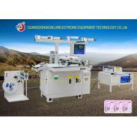 Wholesale Iphone 7, iPAD, Galaxy 5 Anti-Glare & ClearScreenProtectorDie CuttingMachine from china suppliers