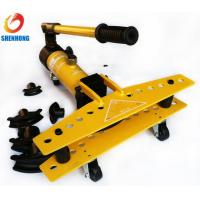 Buy cheap Hand Tower Erection Tools hydraulic busbar bender for power construction and pipeline laying from wholesalers
