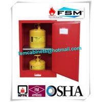 Wholesale Durable Fireproof Paint Storage Lockers 12 Gallon For Combustible Liquid from china suppliers