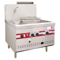 Wholesale Gas Steaming Stove Commercial Single Dim Sum Steamer 950 x 1050 x (810+450)mm from china suppliers