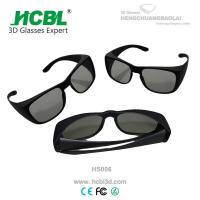 Wholesale Universal Plastic Reald 3D shutter glasses / 3D Glasses oculus from china suppliers