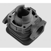 Wholesale Iron Alloy 50cc Motorcycle Single Cylinder 2 Stroke Engine Block , 39mm Diameter from china suppliers