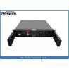 Buy cheap Long Distance HD Wireless Transmitter Vehicle Camera Mounted COFDM Transmitter 60 Watt from wholesalers