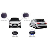 Wholesale Wide Angle 180 Degree Car Rearview Camera System For Audi With DVR from china suppliers