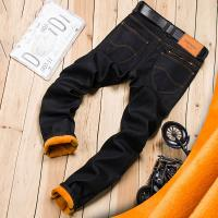 Wholesale Cotton Spandex Mens Super Skinny Jeans Rolled Up Broken High Waist Blue Black from china suppliers