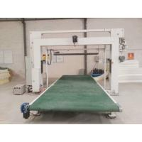 Wholesale 3 Phase Revolving Contour Sponge Cutting Machine With Belt , 50HZ from china suppliers