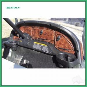 High Strength ABS Club Car Ds Dash With Locks / Golf Cart Dash Kit One Years Warranty