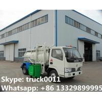 Wholesale hot sale pick-up swill collector truck from china suppliers