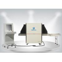 Wholesale 650 * 500mm Tunnel Size Security Baggage Scanner For Parcel / Airport SF6550 from china suppliers