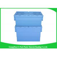 Wholesale Customized Plastic Attached Lid Containers Storage Packaging Long Service Life from china suppliers